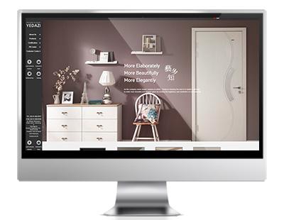 ydaz 중소기업 바우처사업 홈페이지 제작 Korea homepage design company